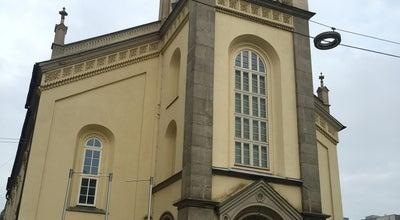 Photo of Church Martin Luther Kirche at Martin-luther-platz, Linz 4020, Austria