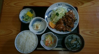 Photo of Diner お食事処 つかさ at 入江町14-18, 福島市, Japan