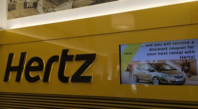 Photo of Rental Car Location Hertz Rent A Car at Via Sardegna 30, Rome 00187, Italy