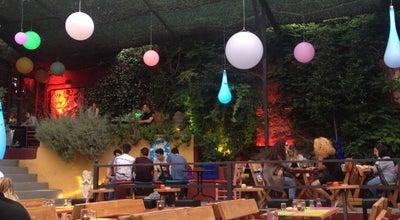 Photo of Cafe Αίγλη - Γενί Χαμάμ at Αγίου Νικολάου 3, Thessaloniki 546 33, Greece