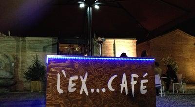 Photo of Cafe L'Ex Café at Via Mulini 27, Cesena 47521, Italy