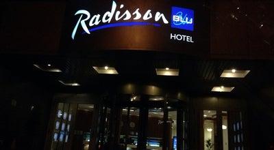 Photo of Hotel Radisson Blu Hotel at 22 Yaroslaviv Val St., Kyiv 01054, Ukraine