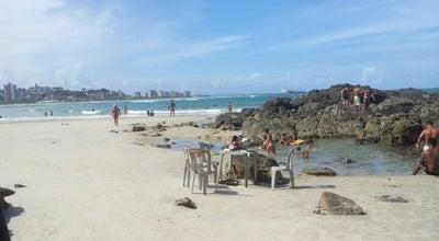 Photo of Beach Praia da Concha at Morro De Pernambuco, Ilhéus, Brazil