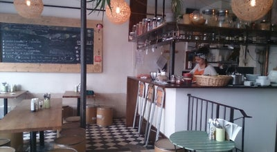 Photo of Vegetarian / Vegan Restaurant Sol Semilla at 23 Rue Des Vinaigriers, Paris 75010, France
