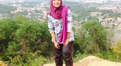 Photo of Trail Bukit Beruang Hill at Malaysia