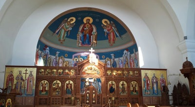 Photo of Church St. Demetrios Greek Orthodox Church at 1400 N Oplaine Rd, Libertyville, IL 60048, United States