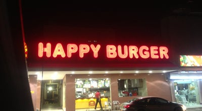 Photo of Burger Joint Happy Burger at Lampriet, Banda Aceh, Kuwait