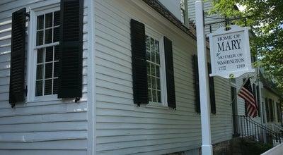 Photo of Historic Site Mary Washington House at 1200 Charles St, Fredericksburg, VA 22401, United States