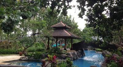 Photo of Pool Hyatt Swimming Pool at At Hyatt Regency Hotel, Yogyakarta, Indonesia