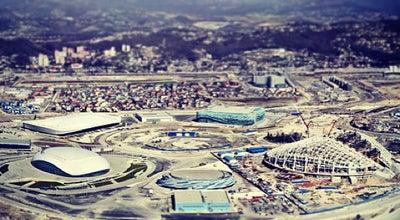 Photo of Park Олимпийский Парк | Olympic Park at Имеретинская Низменность, Сочи, Russia