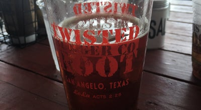 Photo of Burger Joint Twisted Root Burger Co. at 333 S. Chadbourne, San Angelo, TX 76903, United States