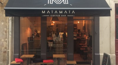 Photo of Coffee Shop Matamata at 58 Rue D'argout, Paris 75002, France
