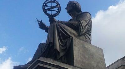 Photo of Monument / Landmark Pomnik Kopernika at Krakowskie Przemieście, Warszawa, Poland