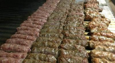 Photo of Turkish Restaurant Birtat Tekirdağ Köftecisi at Muhittin Mh. Aslan Sokak No:32 Atatürk Meydanı Çorlu, Tekirdağ 59860, Turkey