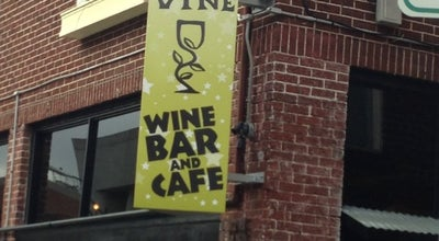 Photo of Wine Bar 6th and Vine at 209 W 6th St, Winston Salem, NC 27101, United States