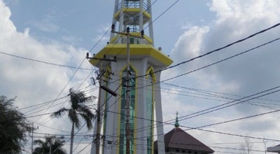 Photo of Mosque Mesjid Al-Azhar at Jl. Pantai Impian, Tanjungpinang 29113, Indonesia