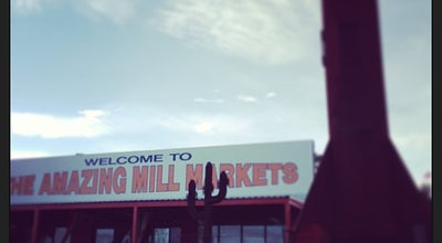 Photo of Tourist Attraction The Mill Markets at 105 Central Springs Rd, Daylesford, Vi 3460, Australia