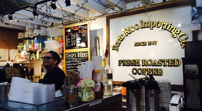 Photo of Coffee Shop Porto Rico Importing Co. at 120 Essex St, New York, NY 10002, United States
