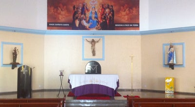 Photo of Church Paróquia de Nossa Senhora do Rosario at Av. Reynaldo Boareto, Uberaba, Brazil