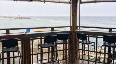 Photo of Coffee Shop Pier 52 at 영랑해안길 91, 속초시, South Korea