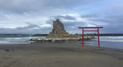 Photo of Beach 勿来海岸 at 勿来町関田地内, いわき市, Japan