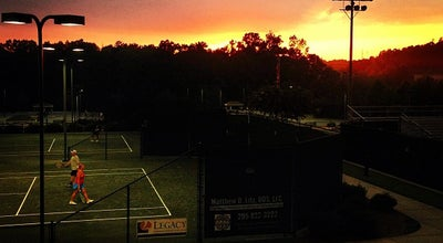 Photo of Tennis Court Pelham Racquet Club at 100 Racquet Club Pkwy, Pelham, AL 35124, United States