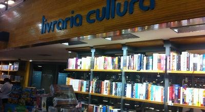 Photo of Bookstore Livraria Cultura at R. Madre De Deus, 110, Recife 50030-210, Brazil