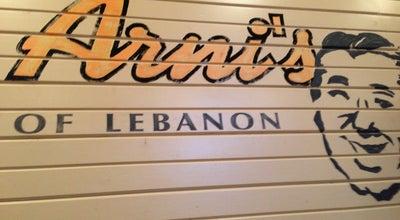 Photo of Pizza Place Arni's at 202 W Washington St, Lebanon, IN 46052, United States