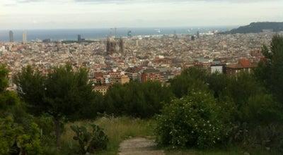 Photo of Park Parc del Guinardó at Parc Del Guinardó, Barcelona 08032, Spain