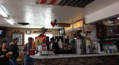 Photo of Burger Joint Del's Charcoal Burgers at 110 S Mckinney St, Richardson, TX 75081, United States