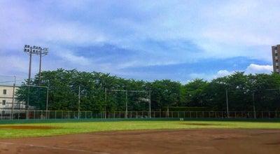 Photo of Baseball Field 北朝霞公園野球場 at 北原1-3, 朝霞市, Japan