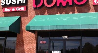 Photo of Sushi Restaurant Sushi Domo at 3330 Matlock Rd #106, Arlington, TX 76015, United States