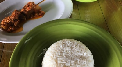 Photo of Soup Place Soto Rusuk Ba Ko' Petrus at Kawasan Cafe Pantai Mega Mas, Manado 95111, Indonesia