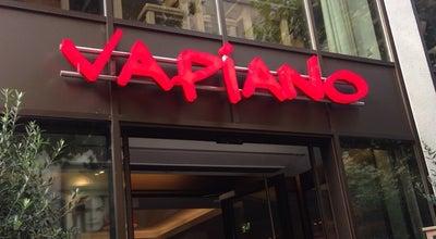 Photo of Italian Restaurant Vapiano at Kaiserstr. 27, Heilbronn 74072, Germany