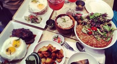Photo of Filipino Restaurant Maharlika Filipino Moderno at 111 1st Ave, New York, NY 10003, United States