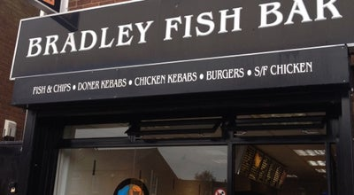 Photo of Fish and Chips Shop Bradley Fish Bar at 145 Highfields Rd., Bilston WV14 0LH, United Kingdom