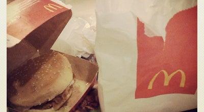 Photo of Fast Food Restaurant McDonald's Downtown Butuan at Montilla Boulevard, Butuan City 8600, Philippines