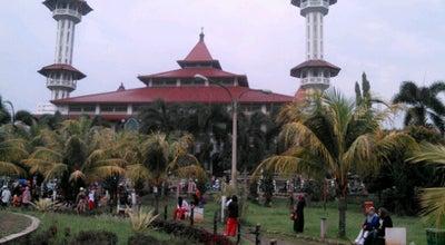 Photo of Mosque Masjid Agung Cianjur at Jl. Siti Jenab, Cianjur 43211, Indonesia