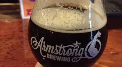 Photo of Brewery Armstrong Brewing Company at 415 Grand Ave, South San Francisco, CA 94080, United States