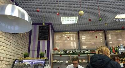 Photo of Coffee Shop Blueberry № 2 at Просп. Ленина, 69/2, Челябинск, Russia