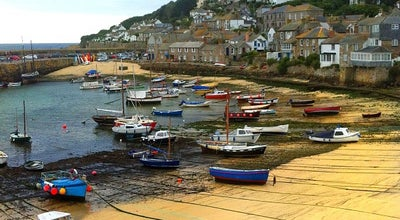 Photo of Harbor / Marina Mousehole Harbour & Beach at The Warf, Mousehole, United Kingdom