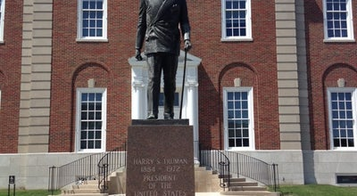 Photo of Monument / Landmark Harry Truman Statue at 110 N Main, Independence, MO 64050, United States