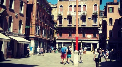 Photo of Plaza Campo San Luca at Calle San Luca, Venice 30124, Italy