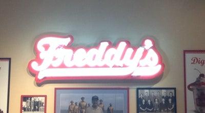 Photo of Burger Joint Freddy's Frozen Custard & Steakburgers at 3777 Plainfield Ave Ne, Grand Rapids, MI 49525, United States