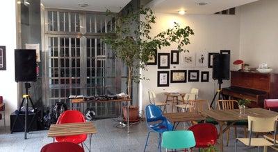 Photo of Cafe Café Neustadt at Karlovo Náměstí 1/23, Praha 12000, Czech Republic