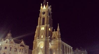 Photo of Church Crkva imena Marijinog | Novosadska Katedrala at Trg Slobode Bb, Novi Sad 21000, Serbia