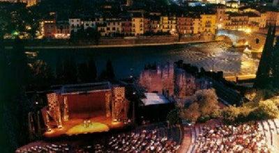 Photo of Theater Teatro Romano at Rigaste Redentore 2, Verona 37129, Italy