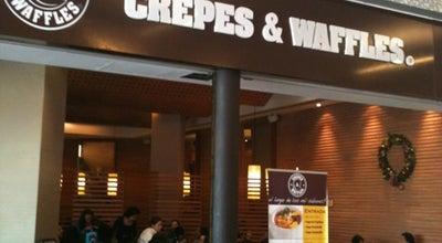 Photo of Breakfast Spot Crepes & Waffles at Centro Comercial Parque Tezontle, Iztapalapa, Mexico