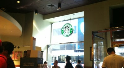 Photo of Coffee Shop Starbucks at 750 7th Ave, New York, NY 10019, United States