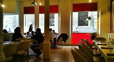 Photo of Mediterranean Restaurant Carmelitas at C. Del Doctor Dou, 1, Barcelona 08001, Spain